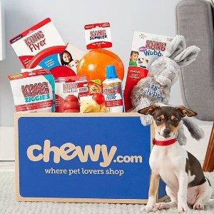 $0.99起 低至3.5折Chewy.com 精选宠物用品食品玩具等每日精选