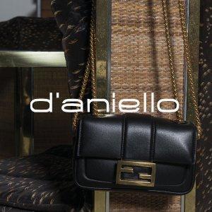 新品也7折 Ami马卡龙毛衣€238独家:D'aniello 全场限时促 巴黎世家沙漏包€346/ Fendi围巾€245