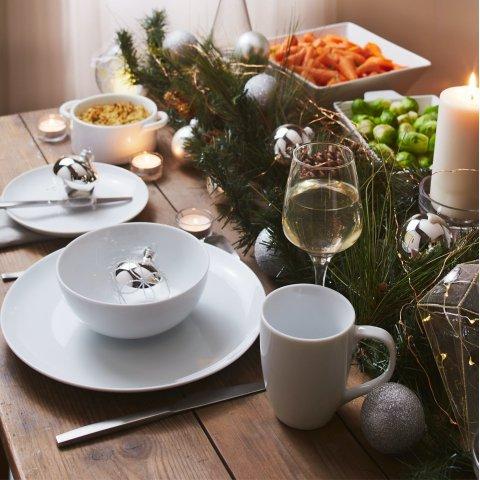 红酒杯£1/支 马克杯£1.5起Matalan £5以内的家居好物推荐 杯具餐具、床品白菜价必入