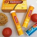 $4.25(原价$9.37)REDOXON 力度伸维生素C 泡腾片(15片) 抗感冒神器