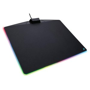 $39.99 (原价$59.99)Corsair Gaming MM800 POLARIS RGB LED 鼠标垫