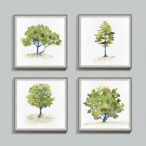 Spring Tree Framed Print | Ballard Designs