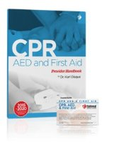 CPR, AED & First Aid Certification