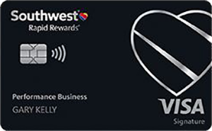 Earn up to 100,000 pointsSouthwest Rapid Rewards® Performance Business Credit Card
