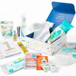 免费礼盒包邮Walmart 新生婴儿礼盒