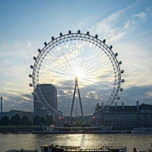 78折!摩天轮的浪漫+香槟幸福的泡泡伦敦眼配香槟 天荒地老流连在摩天轮 在高处凝望世界流动