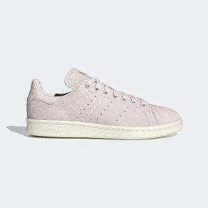 adidas Originals粉色女鞋