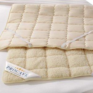 低至6.5折! €35起入手Procave 百分百纯羊毛床垫保护套 超高品质呵护您的睡眠