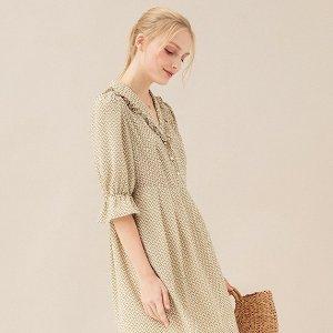 精选8折 £46起收小裙裙Miss Patina 英伦复古女装夏日特卖 穿起美美的小裙子去度假