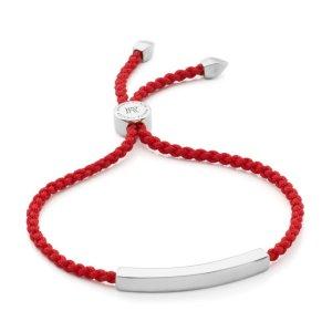 Linear Friendship Bracelet | Monica Vinader