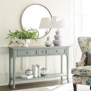 低至8折Ballard Designs 欧式风格客厅家具热卖  打造高品质家居