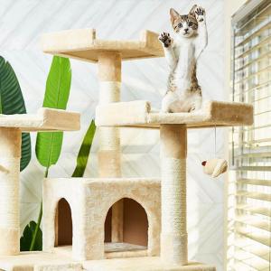 全场8.5折Frisco 精美猫爬树、猫抓柱促销
