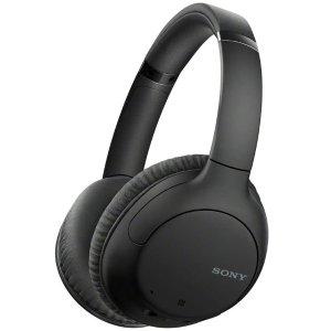 $98 包邮Sony WHCH710N 主动降噪 无线蓝牙耳机