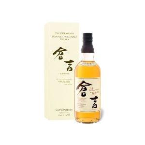 仓吉雪莉桶威士忌 43% Vol