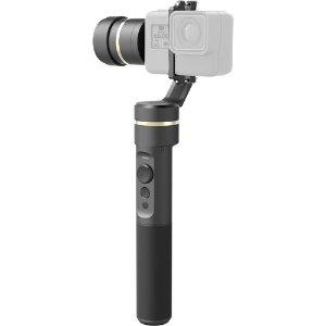 $99 (原价$199)Feiyu G5 手持云台 支持GoPro/DJI Osmo Action等相机