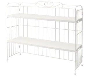 FALKHÖJDEN Add-on unit for desk - white  - IKEA