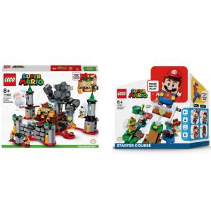 LEGO 任天堂合作款超级玛丽系列两款套装