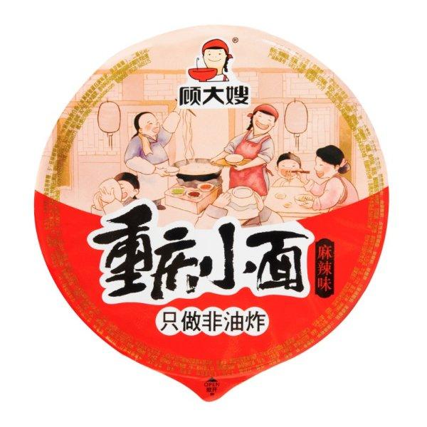 顾大嫂 重庆小面 麻辣味 桶装 131g