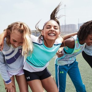 Extra 20% OffKids OUTLET Items @ Under Armour