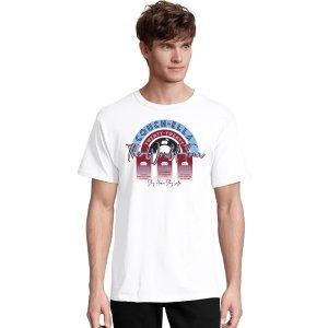 Hanes男款 印花T恤