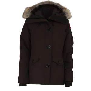 Canada Goose码全,官网$950Montebello 派克大衣