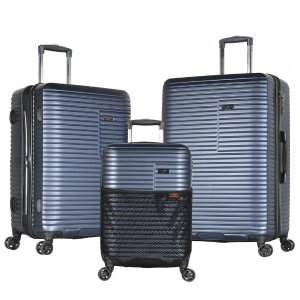 Olympia USA万向轮行李箱3件套