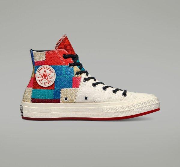 Chinese New Year Chuck 70 帆布鞋