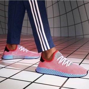低至5折起 三叶草Deerput7.5折收延长一天:Urban Outfitters 春夏鞋履特卖会,Adidas,Puma, Soludos 都参加折扣哦