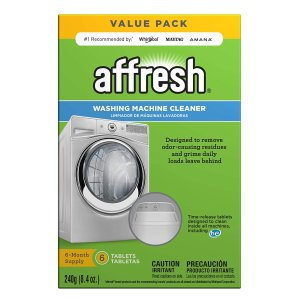Affresh 洗衣机清洁剂 6颗装