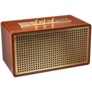 $99 (原价$129)AmazonBasics 复古风蓝牙音箱