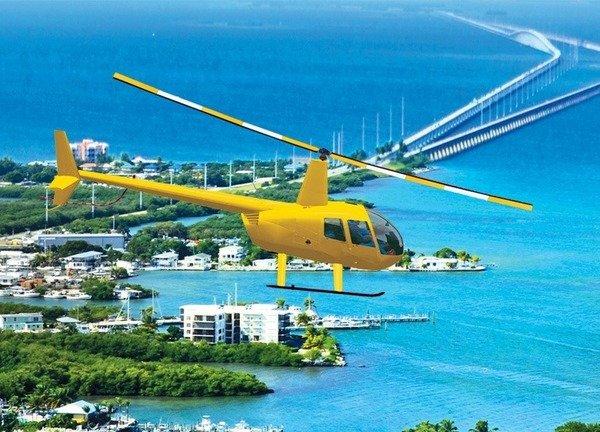 Key West 直升机游览套餐特惠