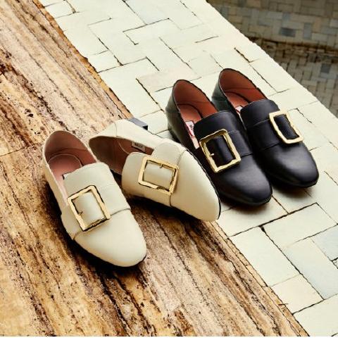 低至4折 €117收马衔扣腰带Bally 经典穆勒鞋、豆腐包都有 千元级别就能get皮具经典