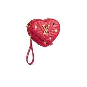 Louis VuittonNew Wave Heart 心型包