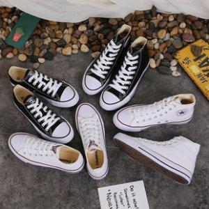 6.5折   穿的不是鞋,是情怀Converse 经典板鞋限时促销 两款四色可选