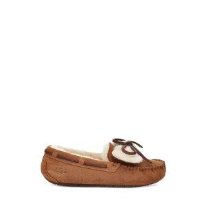 UGG毛绒乐福鞋