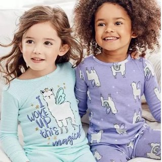 50-60% Off + Extra 25% OffCarter's America's Favorite Jammies Sale
