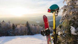 周末说走就走的滑雪体验,美东南最大的滑雪场Snowshoe Mountain-北美省钱快报攻略