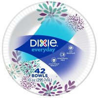Dixie 一次性纸碗 42个装