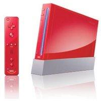 Nintendo Wii 红色 翻新