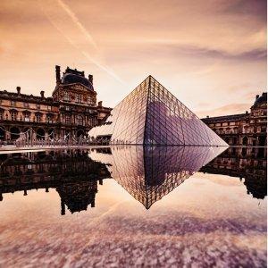 免费线上参观世界名作全球著名博物馆虚拟展厅线上参观,卢浮宫、大英、荷兰国立等