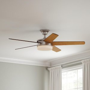 Today Only: Up to 60% offSelect Ceiling Fans, Light Fixtures and Bulbs on Sale @ The Home Depot