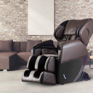 $699.99 (原价$1299.99)限今天:eSmart 精选高级按摩椅 深棕色