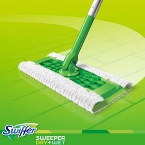 $9.97(原价$14.97)Swiffer Sweeper拖把组合套装