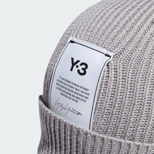 AdidasY-3 Classic 针织帽