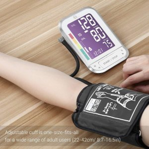 $28.59(原价$48.99)1byone 上臂式数字血压计
