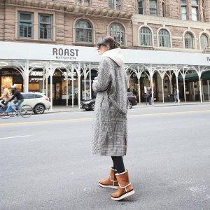 4折起+额外8.5折折扣升级:TOMS 冬季大促火热开启 快收美国舒适懒人鞋