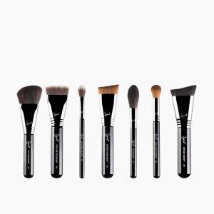 $70.56(原价$126)Sigma 高光修容脸部化妆刷七件套套装