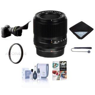 $399 (原价$649)Fujifilm 富士 XF 60mm 微距镜头