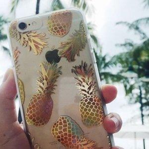 8折 包邮手慢无:美国手机壳品牌Sonix 精选小清新 iPhone 透明手机壳 热卖