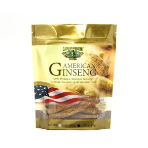 Long American Ginseng Jumbo 4oz bag